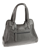 Valleverde Women's Cross-Body Bag Grey GRIGIO/dunkelgrau