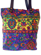 Shoulder bag Paisley Cotton Thai ladies bag Hobo Slouch bag womens NEW**