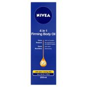 Nivea 4-in-1 Q10 Firming Body Oil 200 ml
