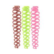 Shot--In Fashion DIY Hair Styling Clip Stick Bun Maker Braid Tool Hair Accessories 2Pcs