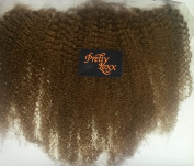 PrettyLoxx Indian Remy Lace Frontal Afro Curl