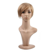 MelodySusie® Stylish Dapper Hairstyle with Special Layered Hair Cut Short Wig