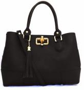 SUPERFLYBAGS Genuine Leather Handbag Nobam model Made in Italy