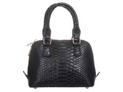 NEW WOMENS FAUX LEATHER CROC SNAKE SKIN HAND BAG SMALL EVENING, PARTY BAG