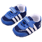 Anna-Kaci Toddler Sport Style Baby Boys Girls Magic Stick Soft Shoes 0-18M