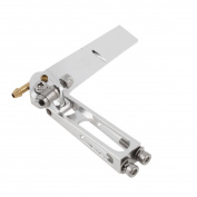 62mm Aluminium Alloy Single Water Cooling Rudder for RC Model Boat