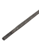 """295mm x 1/4"""" Square 2 Ends Metal RC Boat Flexible Drive Shaft Cable"""