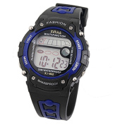 Unisex Cold Light Adjustable Band Sports Digital Watch
