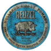 Reuzel Blue Strong Hold Water Based Pomade 40ml Piglet