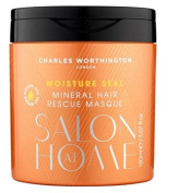 Charles Worthington Moisture Seal Mineral Hair Rescue Masque - Pack of 6