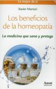 Los Beneficios de La Homeopatia [Spanish]