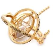 SPINNING HARRY POTTER Time Turner Necklace