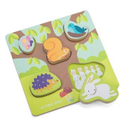 Le Toy Van : Petilou : Mama Baby Counting Puzzle