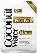 1 Treatment Deep Moisturising Revitalising Coconut Water Foot Pack