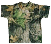 Bonnie & Childrens Sportswear 11764 Toddler Short Sleeve Tee Shirt Mossy Oak Breakup 2T-3T