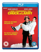 I Now Pronounce You Chuck and Larry [Region B] [Blu-ray]