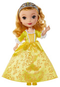 Disney Toy - Sofia The First - 25cm Figure Princess Amber Doll