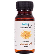 Healthvit Mustard Essential Oil- 30ml