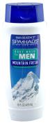 Spa Haüs Mountain Fresh Body Wash for Men, 470ml