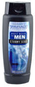 Spa Haüs Stormy Seas Body Wash for Men, 470ml