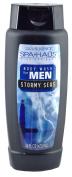 Spa Haüs Stormy Seas Body Wash for Men, 470ml