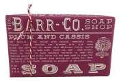 Barr Co Soap Bar, Plum and Cassis