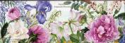 Saponificio Artigianale Fiorentino Springtime Floral Bath Soap ~ 3 x 5.29