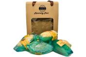 hHom Soap Luffa Set Rosemary Mint