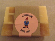 Orange Cream Small Batch Luxury Gourmet Soap 120ml