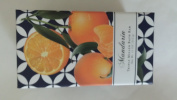 Mandarin Triple Milled Bath Soap Bar 330ml
