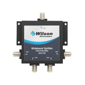 Wilson Electronics 859106 75 Ohm 4 Port 700-2700 MHz Splitter with F-female Connectors