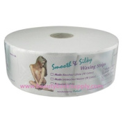 SMOOTH & SILKY Waxing Muslin BLEACHED Roll 100yrds x 2.5 by Silky Smooth