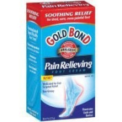Gold Bond Pain Relieving Foot Cream-120ml by Chattem Inc BEAUTY