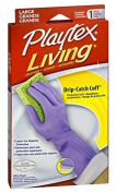 Playtex Living Drip-Catch Cuff Large Gloves by Playtex
