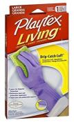 Playtex Living Drip-Catch Cuff Large Gloves by Playtex