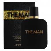 The Man For Men, Eau De Perfum 3.4 Fl. Oz./ 100 ml - Inspired By Gold By Jay Z Cologne