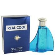 Real Cool by Victory International Eau De Toilette Spray 100ml for Men