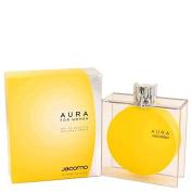 AURA by Jacomo Eau De Toilette Spray 70ml for Women