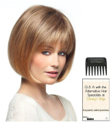 Scorpio Wig by Revlon, Christy's Wigs Q & A Booklet & Wide Tooth Comb colour SELECTED