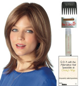 Marie Wig by Amore, Christy's Wigs Q & A Booklet, 60ml Travel Size Wig Shampoo, Wig Cap & Wide Tooth Comb colour SELECTED