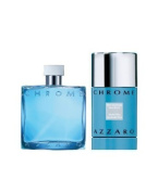 AZZARO CHROME For Men By AZZARO Gift Set