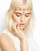 Hypnotique Antique Game of Throne Inspired Head Band Head Chain