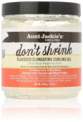 Aunt Jackies Don't Shrink Flaxseed Elongating Curling Gel, 440ml