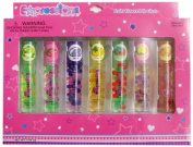 Expressions Roll-On Scented Body Glitter Set