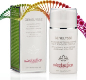 Genelysse Advanced Best Lifting and Firming Night Recovery Complex, with Matrixyl 3000, Retinol and Plant Stem Cells, 60ml