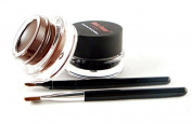 LKE Waterproof Makeup REAL PEN Style Cosmetics Eye Liner Set