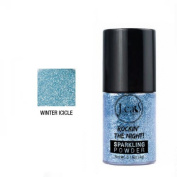J. Cat Sparkling Powder 214 Winter's Icicle