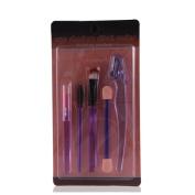 Youngman Travel Disposable Makeup Brushes Set