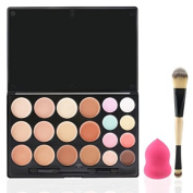 Chamberain Contour Kit Contour and Highlighting Contour Palette - 20 Colours
