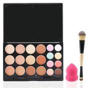 Chamberain Contour Kit Contour and Highlighting Contour Palette - 20 Colours